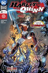 Harley Quinn  #60 CVR A