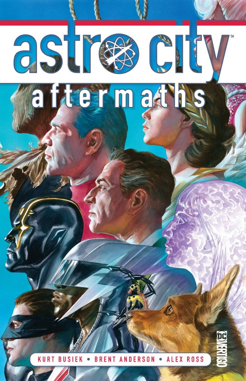 Astro City HC Aftermaths