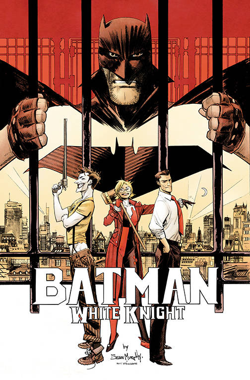 Batman HC White Knight