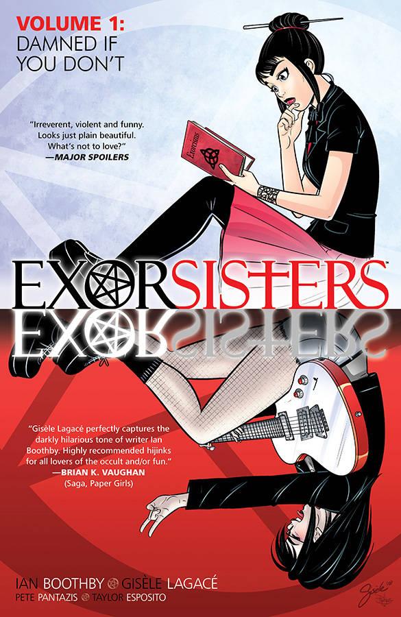 Exorsisters TP