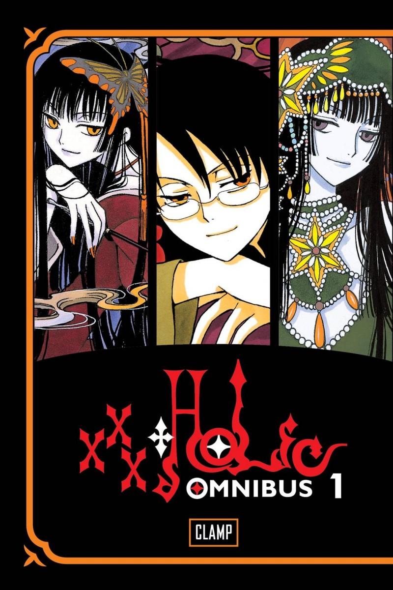 XXXholic GN Omnibus Edition
