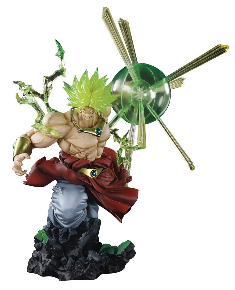 Dragon Ball Z Figuarts Zero Figure Burning Battle Super Saiyan Broly