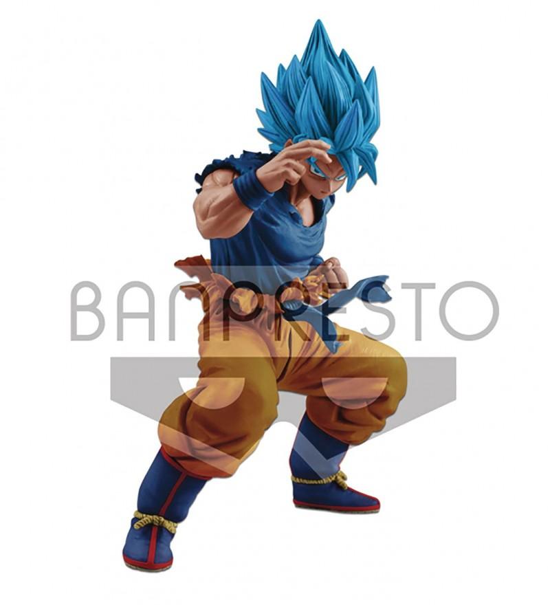 Dragonball Super Figure Masterlise SS God SS Son Goku