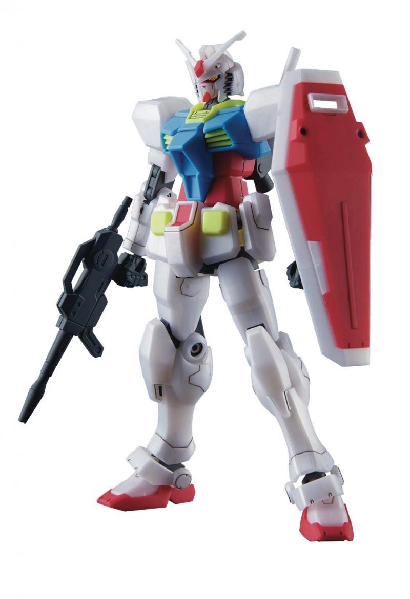 Gundam HGBD Build Divers 25 Gbn-base Gundam