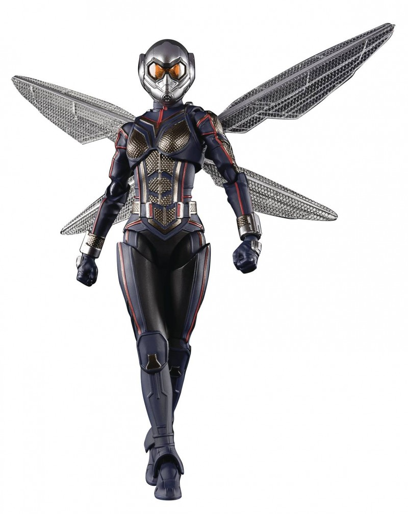Marvel SHFIGuarts AF Ant-Man and the Wasp Wasp