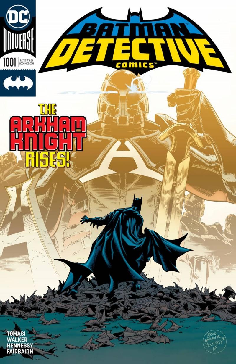 Detective Comics #1001 CVR A