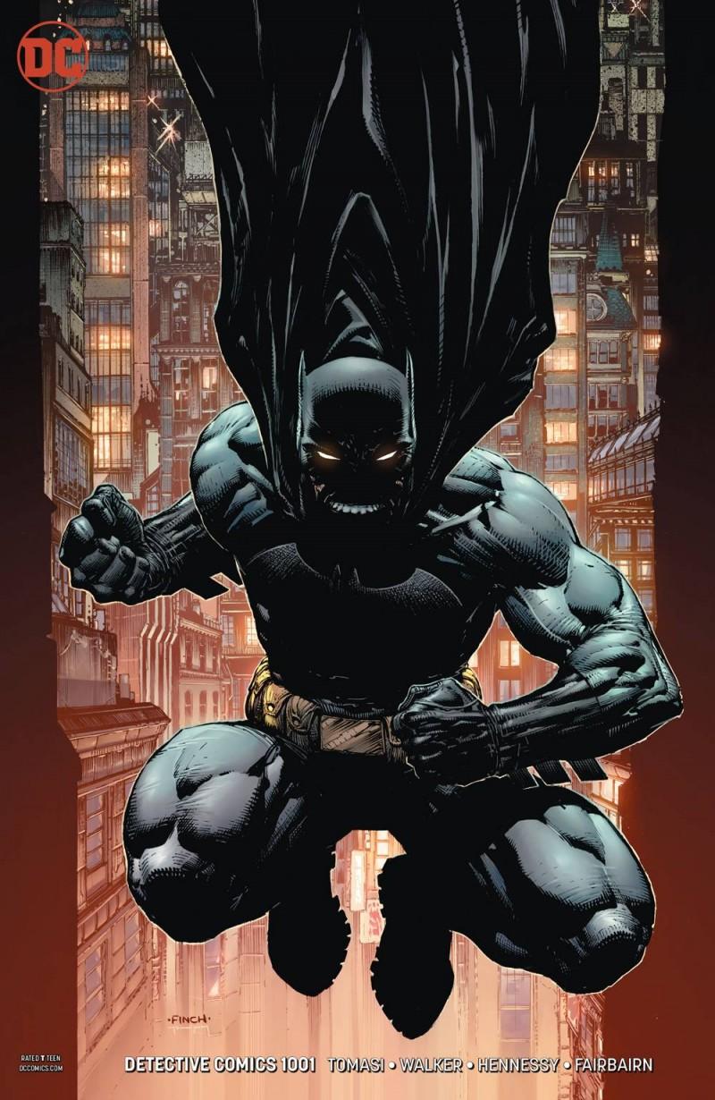 Detective Comics #1001 CVR B