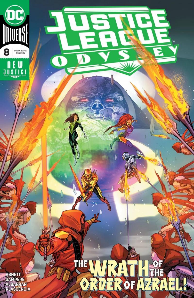 Justice League Odyssey #8 CVR A