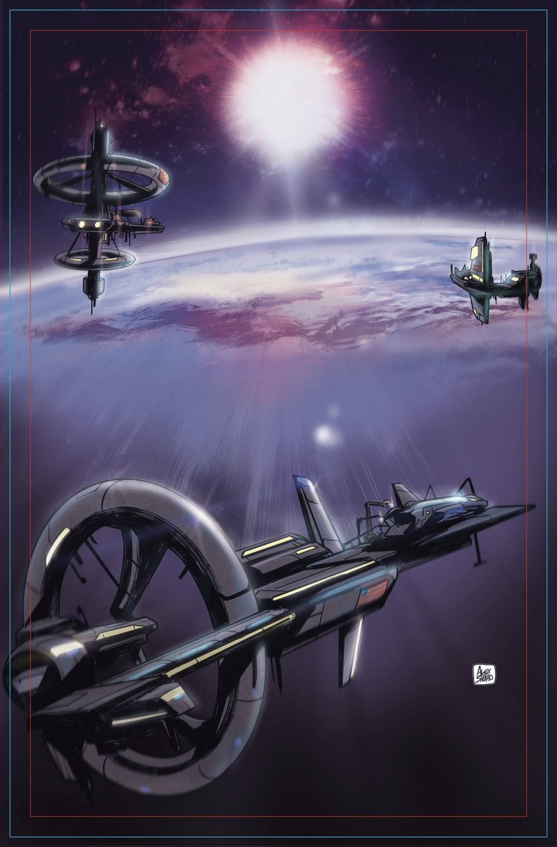 Last Space Race #4
