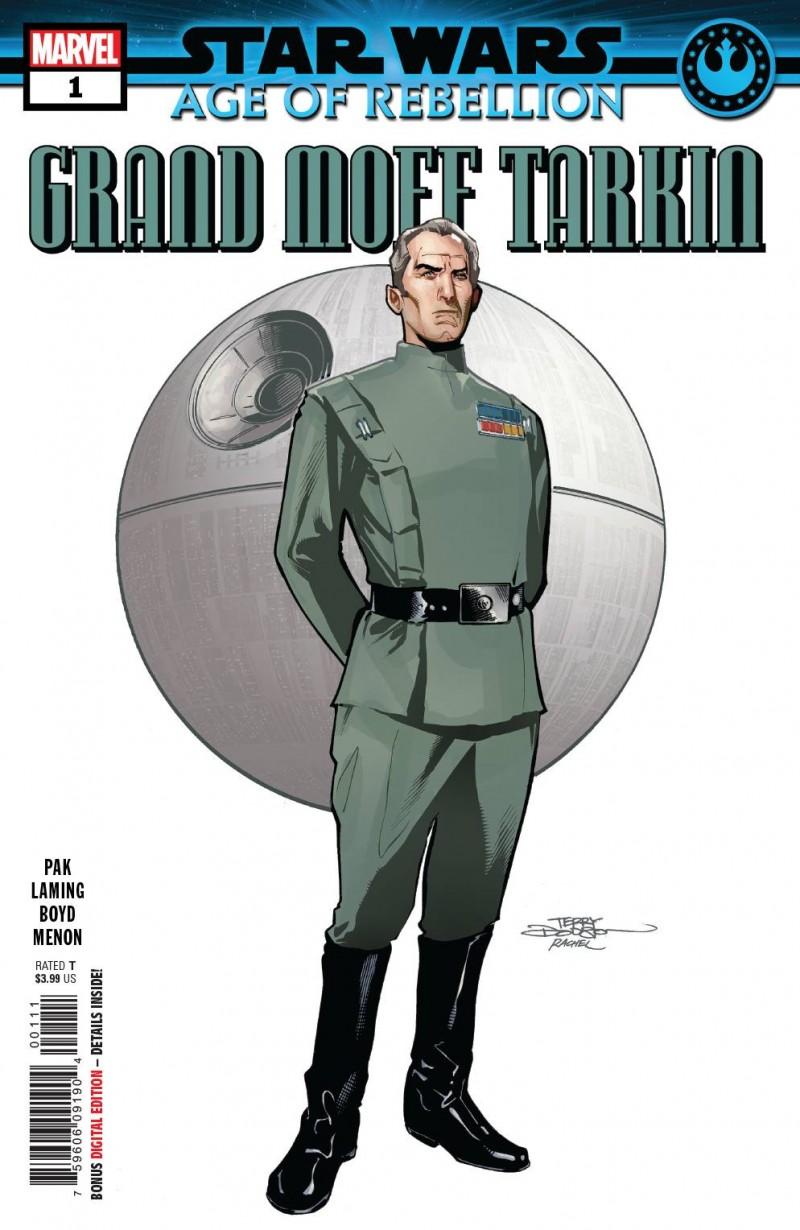 Star Wars Age of Republic One-Shot Grand Moff Tarkin