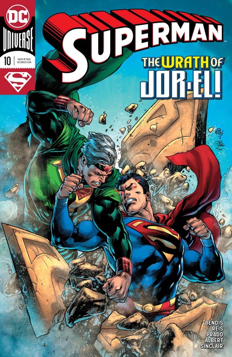 Superman  #10 CVR A