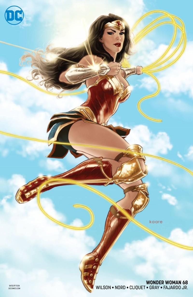 Wonder Woman V5 #68 CVR B