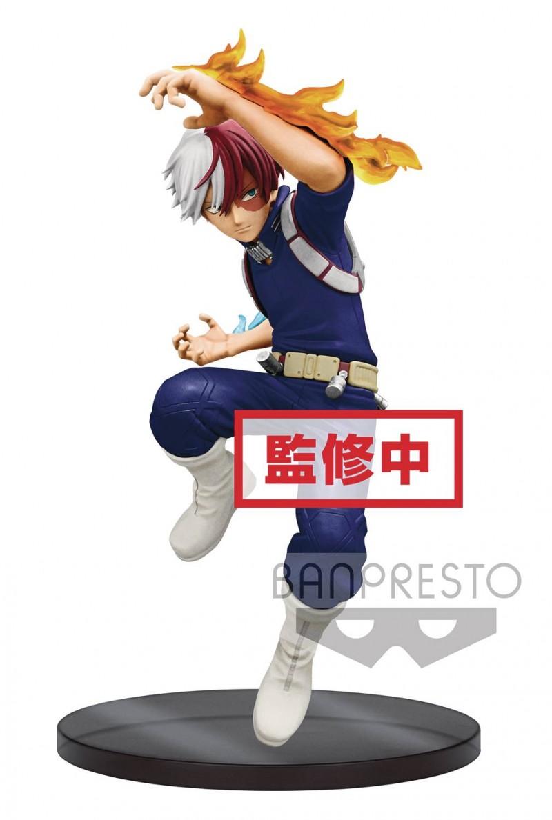 My Hero Academia Figure Amazing Heroes  Shoto Todoroki