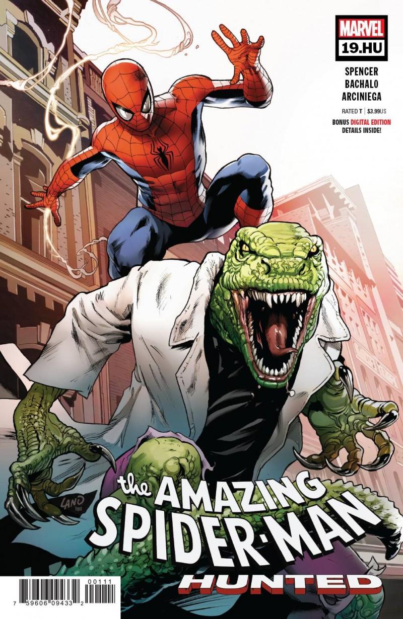 Amazing Spider-Man  #19.hu