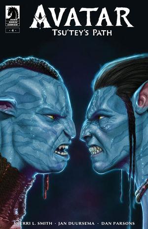 Avatar Tsu Teys Path #4 CVR B Standefer