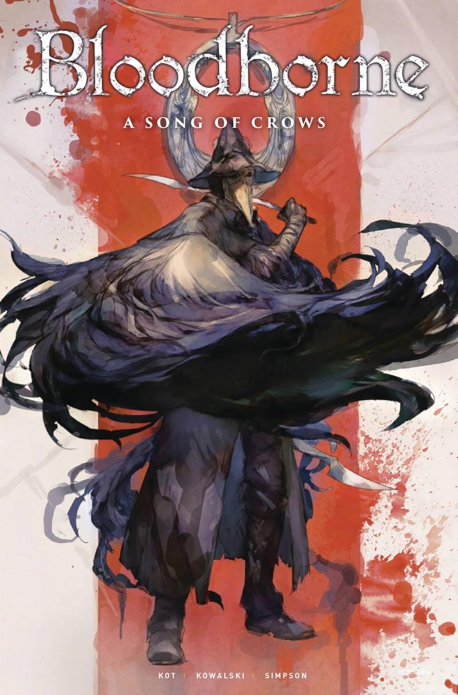 Bloodborne #11 CVR A Yoshioka