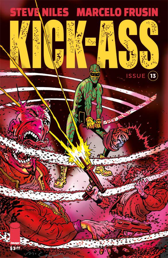 Kick-Ass V4 #13 CVR C McCarthy