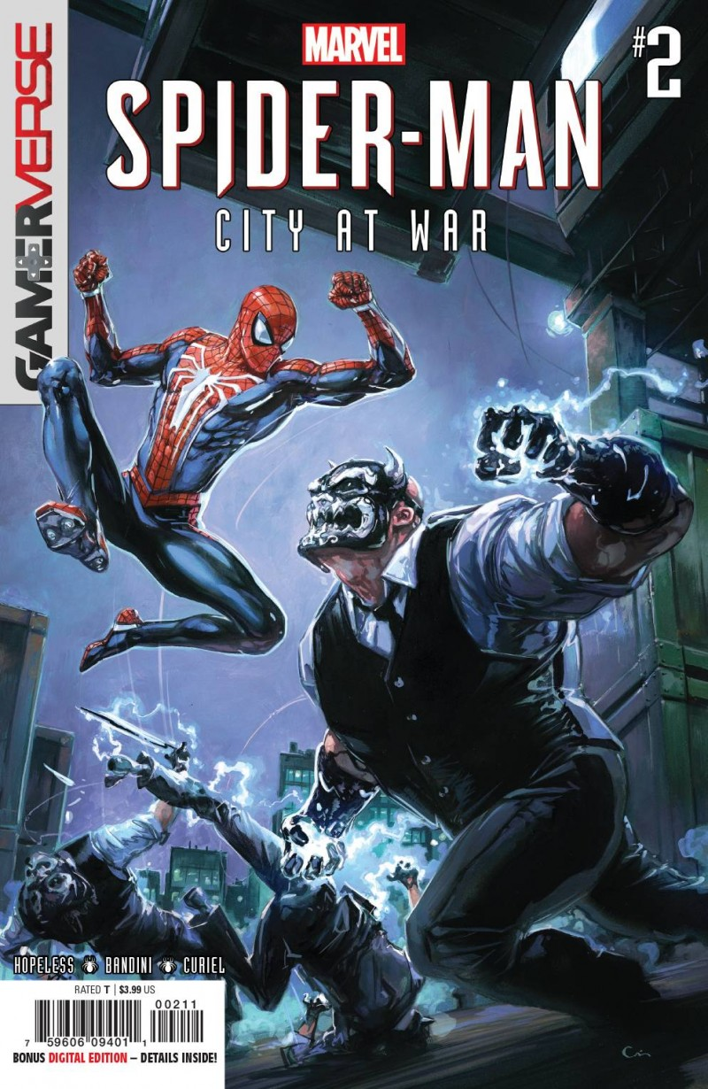 Spider-Man City At War #2