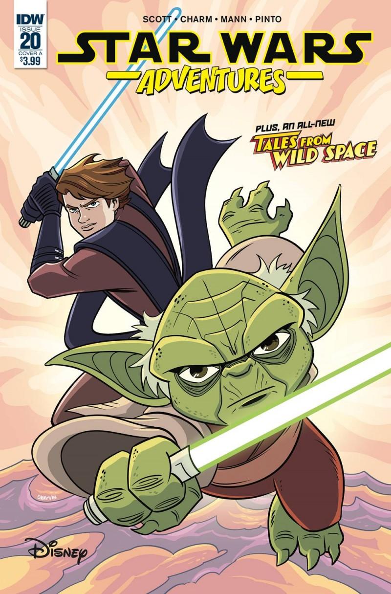 Star Wars Adventures #20 CVR A
