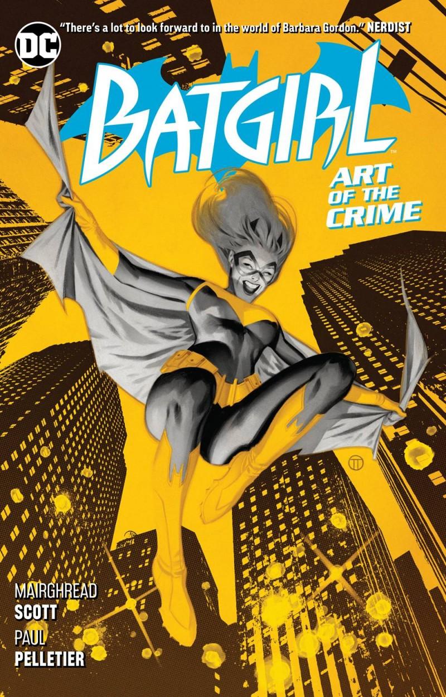 Batgirl TP Rebirth  Art of the Crime