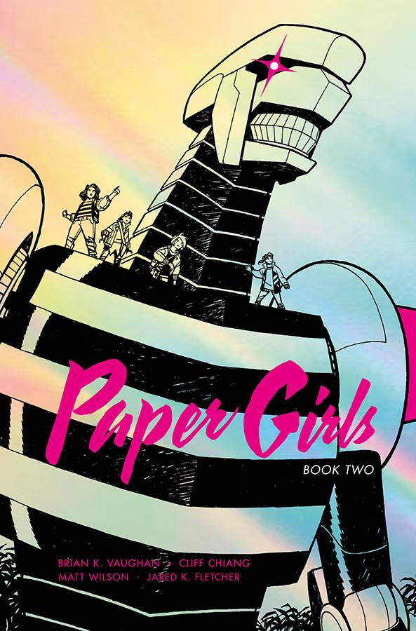 Paper Girls HC Deluxe Edition