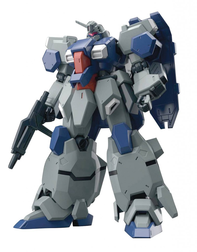Gundam HGUC 1/144 Unicorn 222 Gustav Karl UC Version