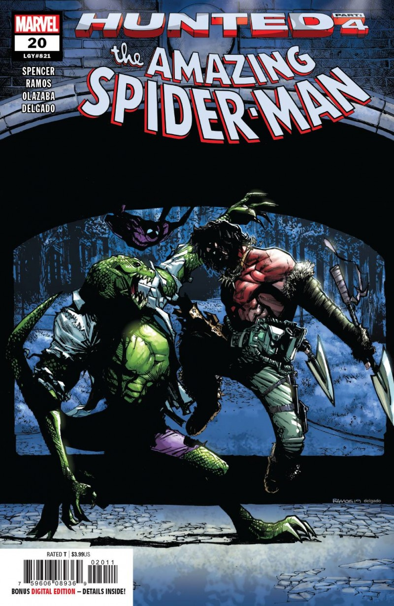 Amazing Spider-Man V5 #20