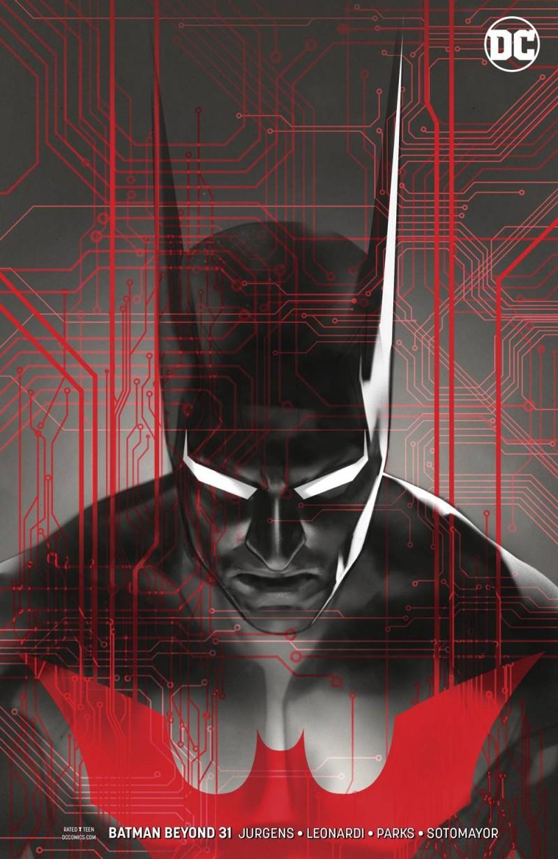 Batman Beyond  #31 CVR B