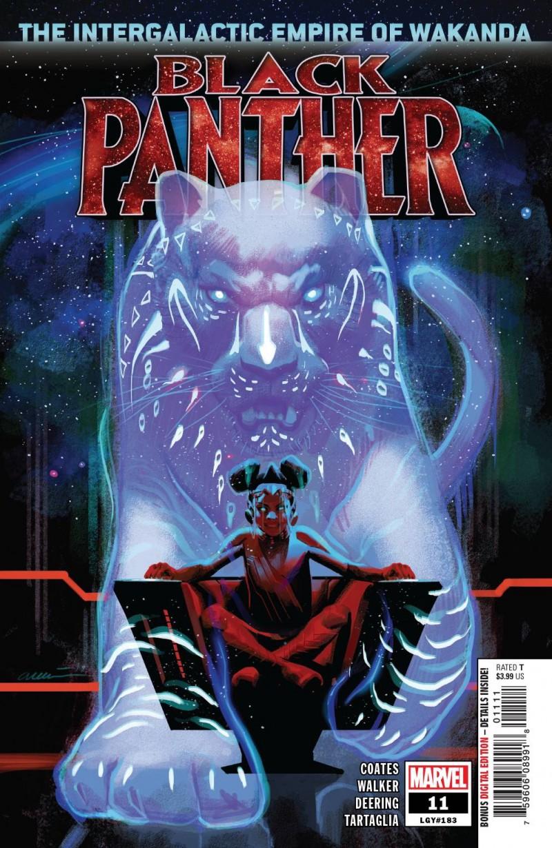 Black Panther V6 #11