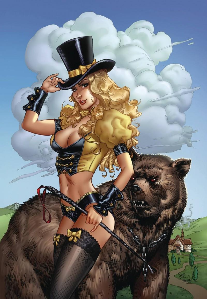 Grimm Fairy Tales  #27 CVR C Dooney