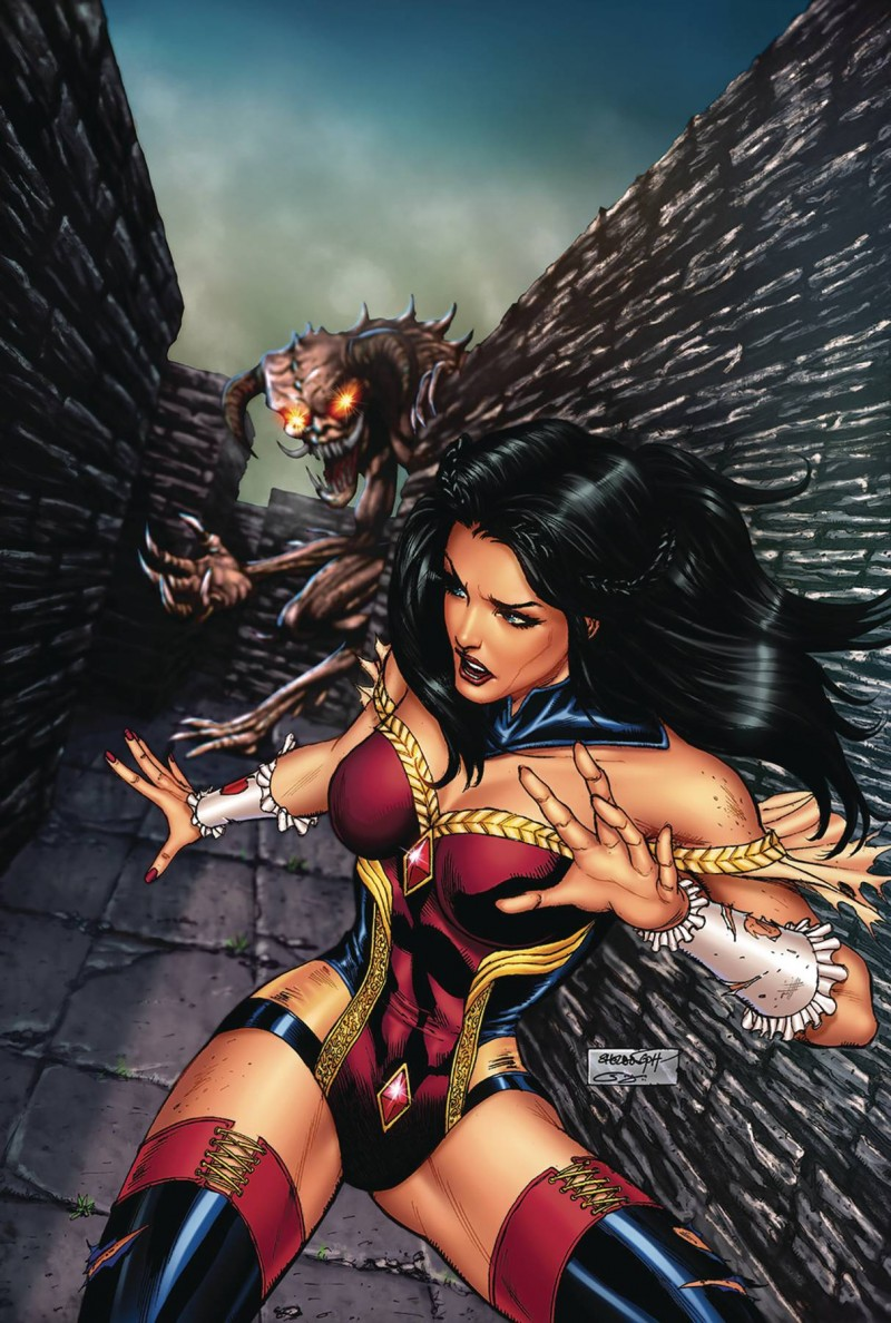 Grimm Fairy Tales  #27 CVR D Goh