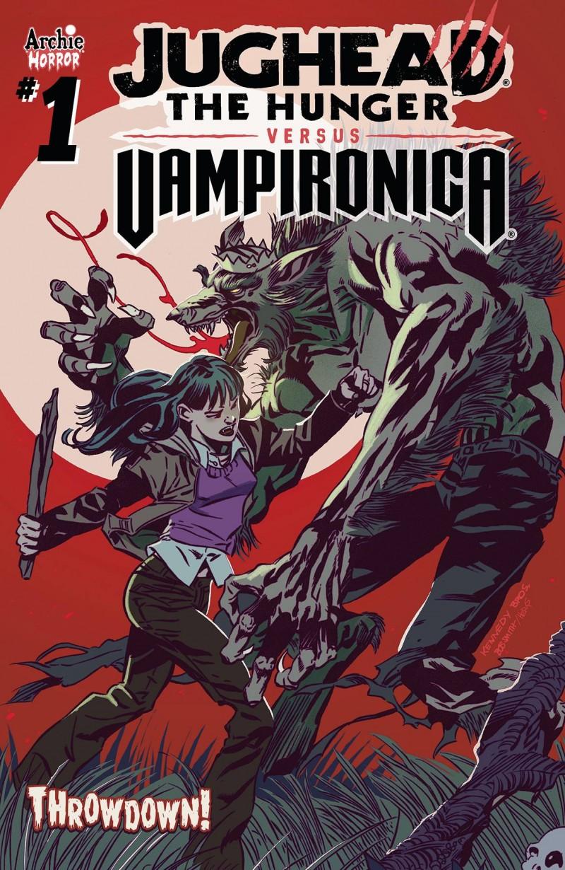 Jughead Hunger Vs Vampironica #1 CVR A Kennedy