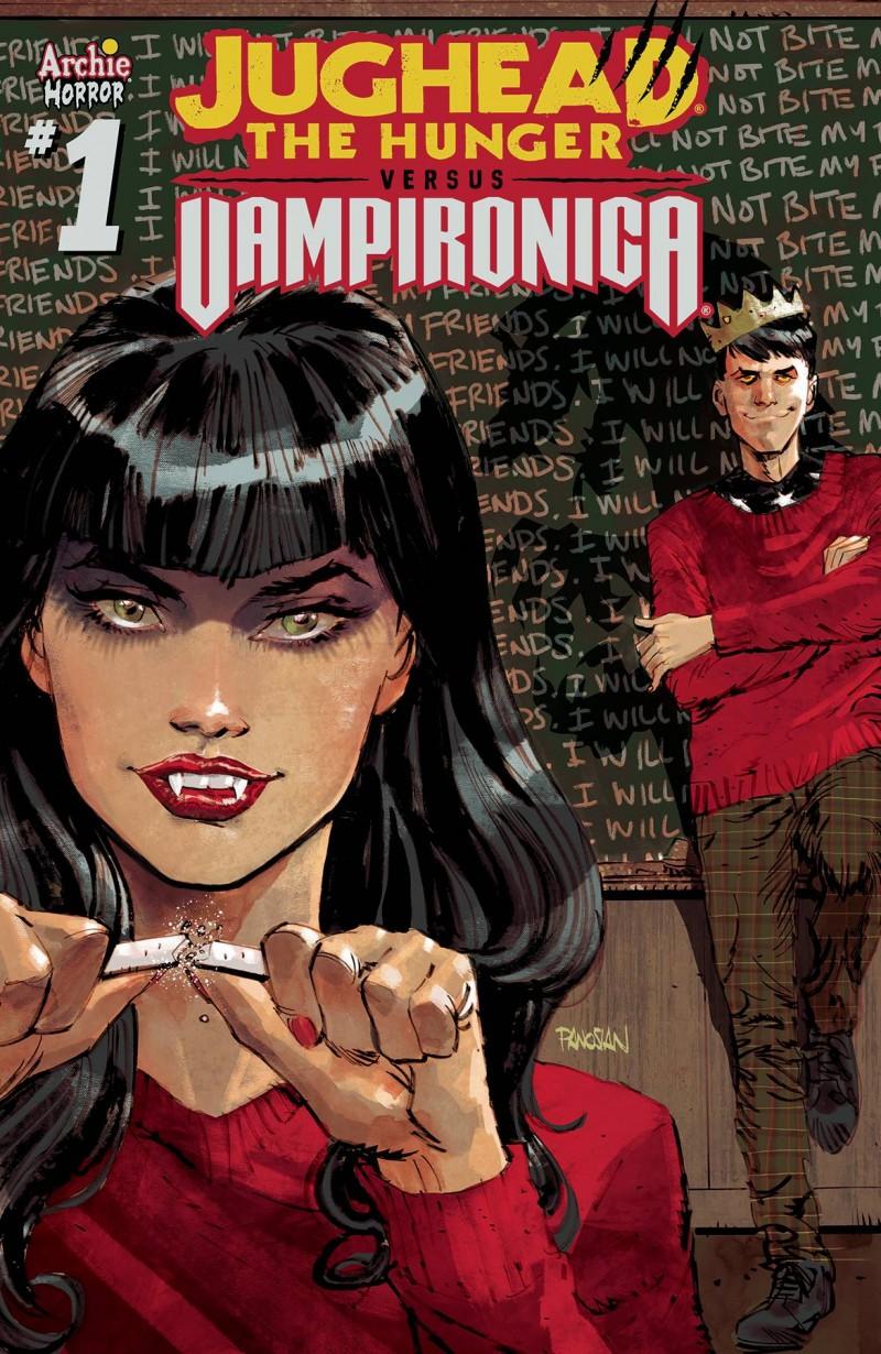 Jughead Hunger Vs Vampironica #1 CVR E Panosian