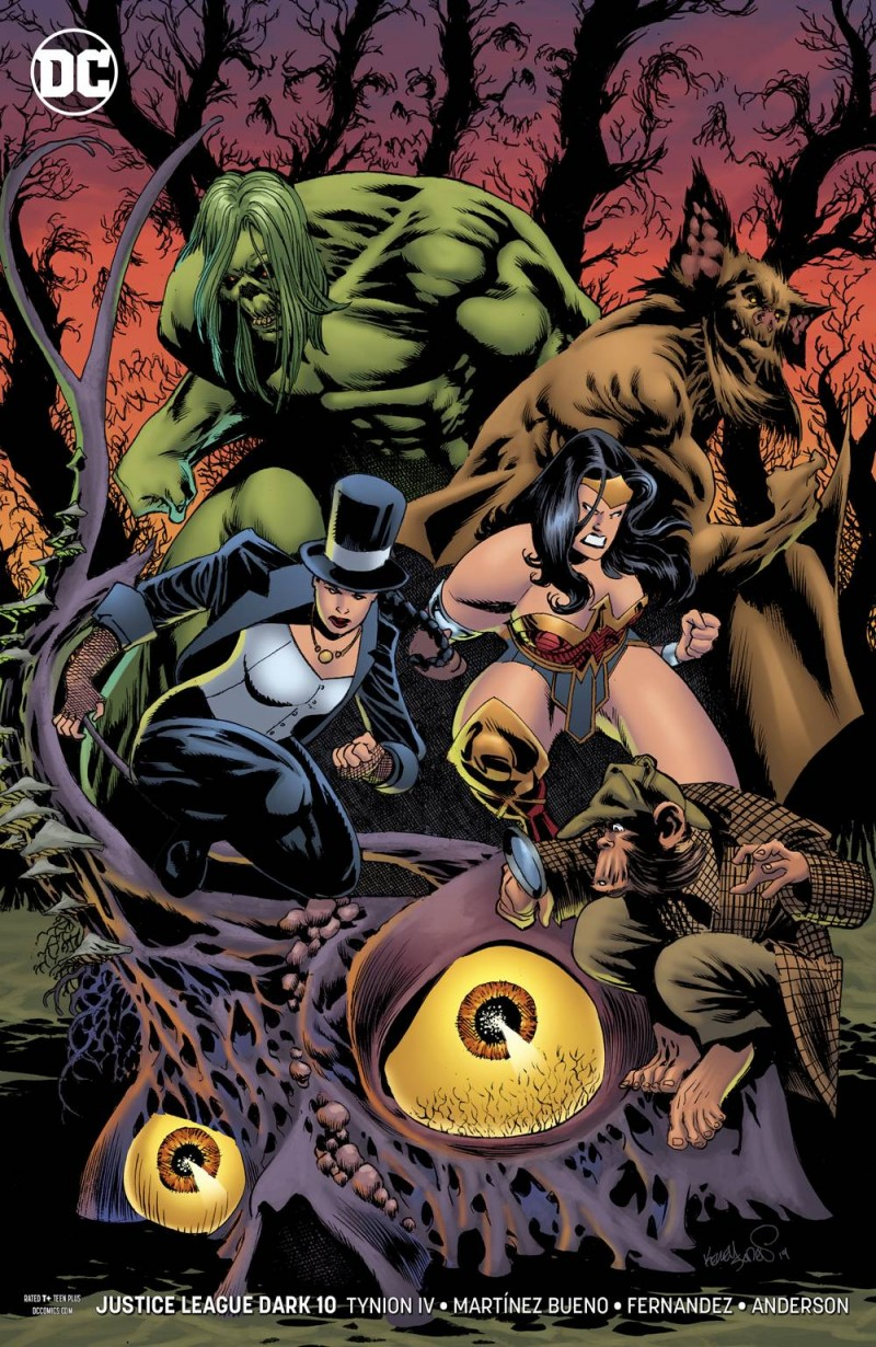 Justice League Dark  #10 CVR B