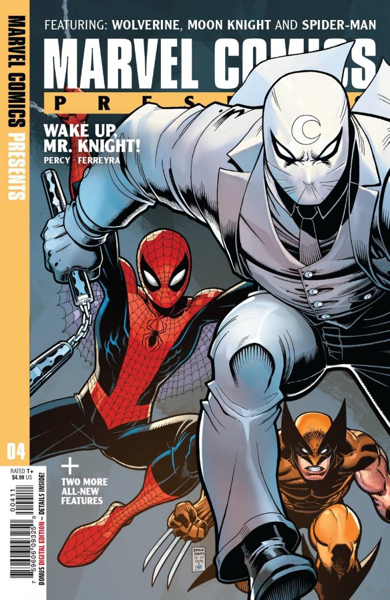 Marvel Comics Presents V3 #4