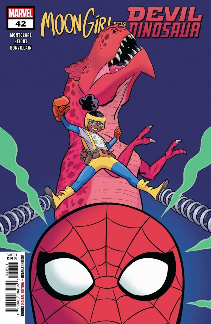 Moon Girl and Devil Dinosaur #42