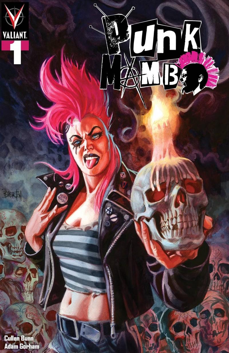 Punk Mambo #1 CVR A Brereton