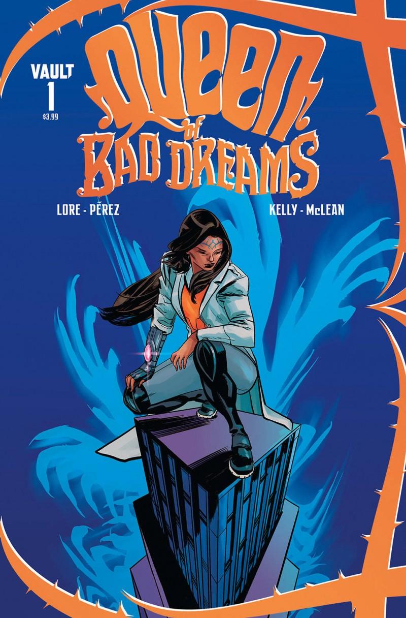 Queen of Bad Dreams #1 CVR A
