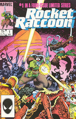 True Believers One-Shot Avengers Rocket Raccoon
