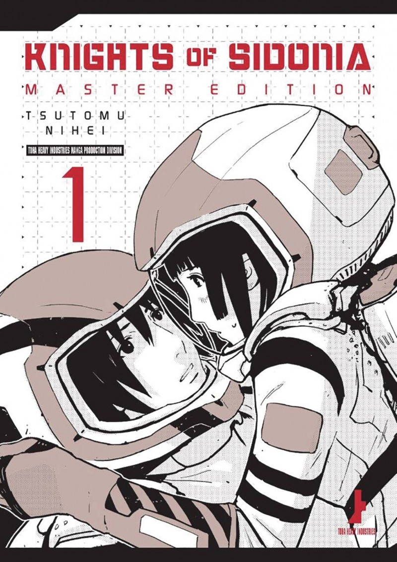 Knights of Sidonia GN Master Edition V1
