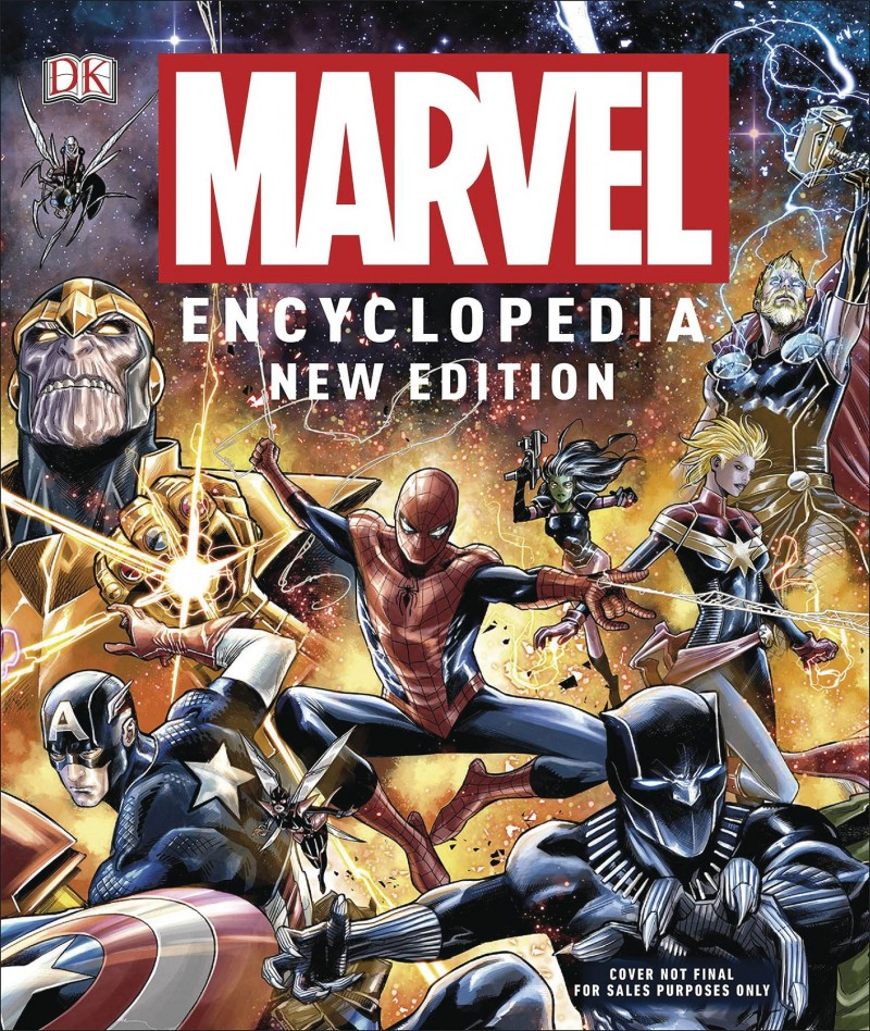 Marvel Encyclopedia HC