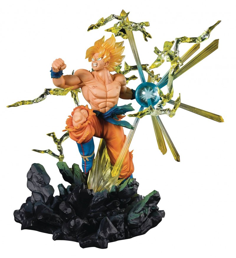 Dragon Ball Z Figuarts Zero Figure Super Saiyan Son Goku