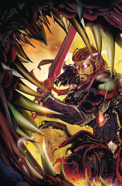 Dragonsblood #1 CVR E Colapietro