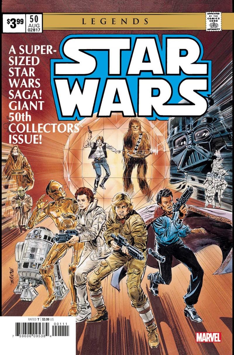 Star Wars  #50 Original Marvel Years Facsimile Edition
