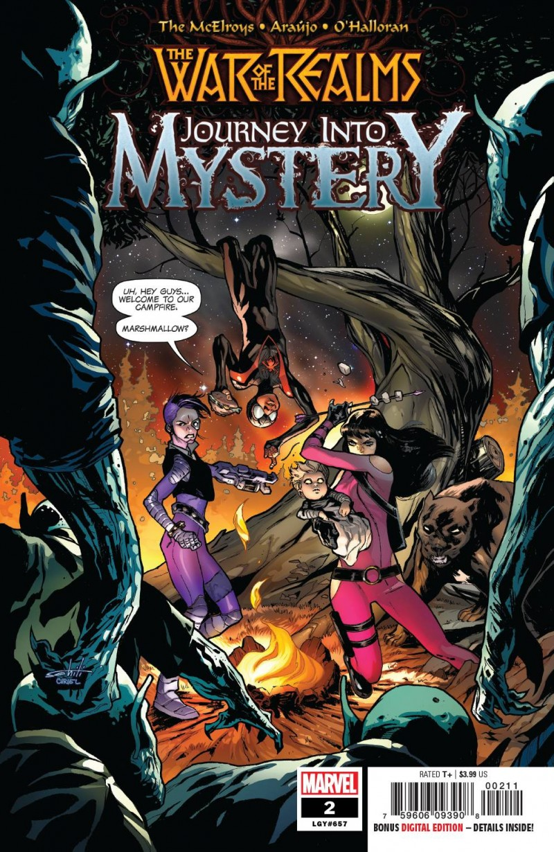 War of Realms Journey Into Mystery #2