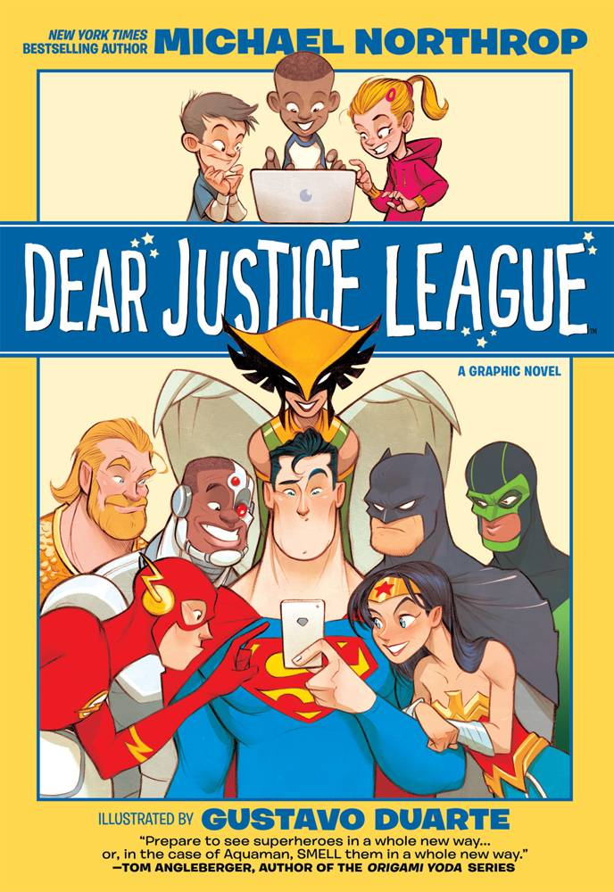 Dear Justice League GN