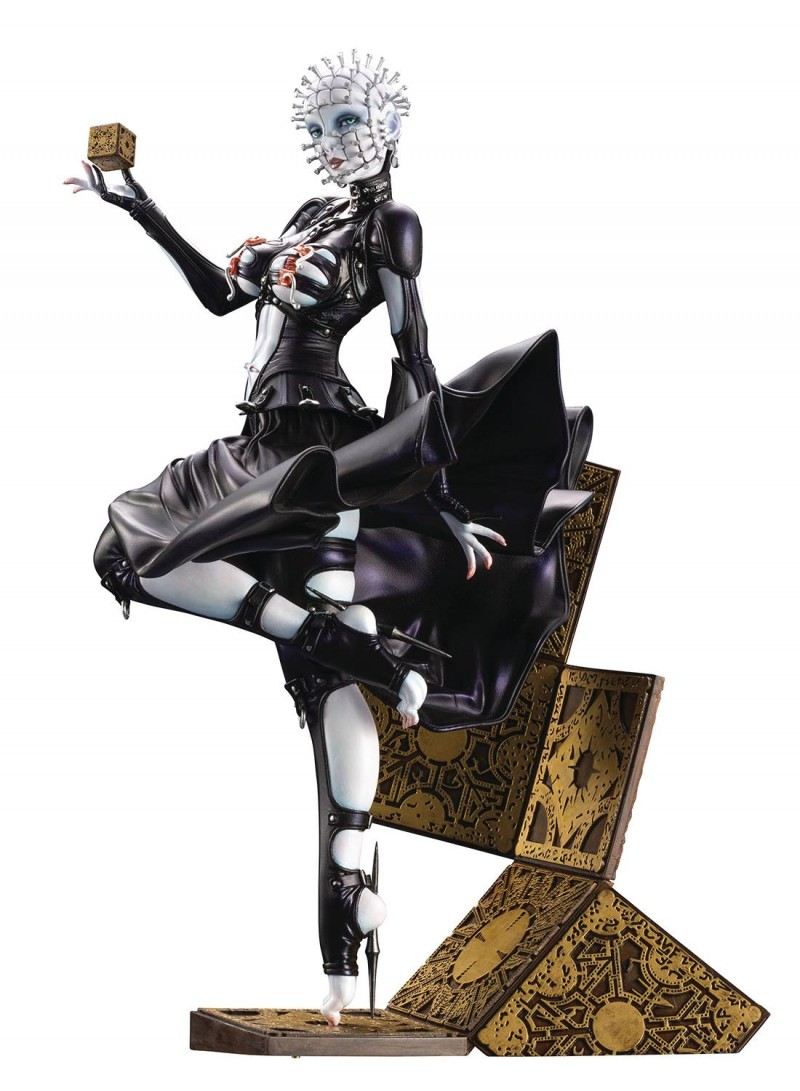 Hellraiser Bishoujo Statue Hellraiser 3 Hell On Earth Pinhead