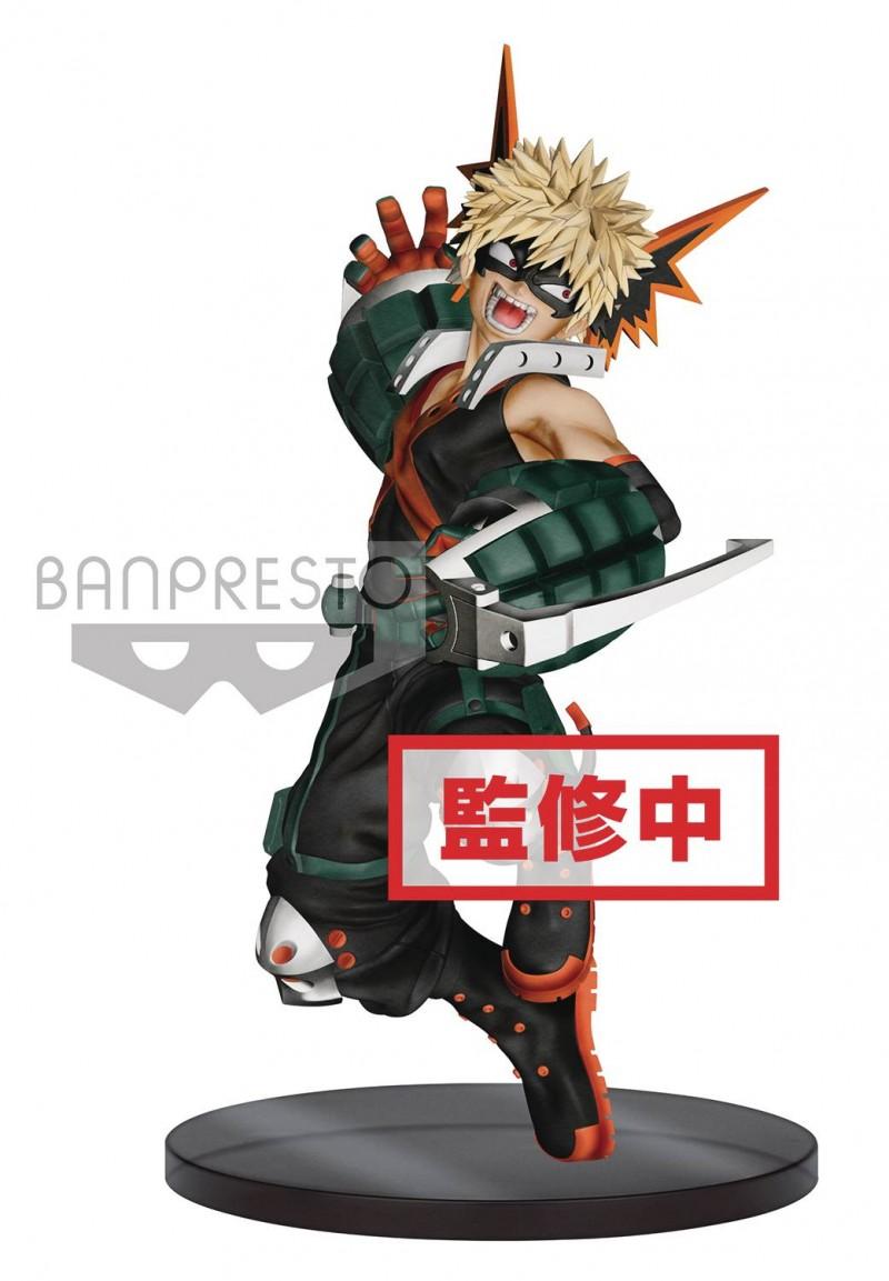 My Hero Academia Amazing Heroes Figure V3 Katsuki Bakugo