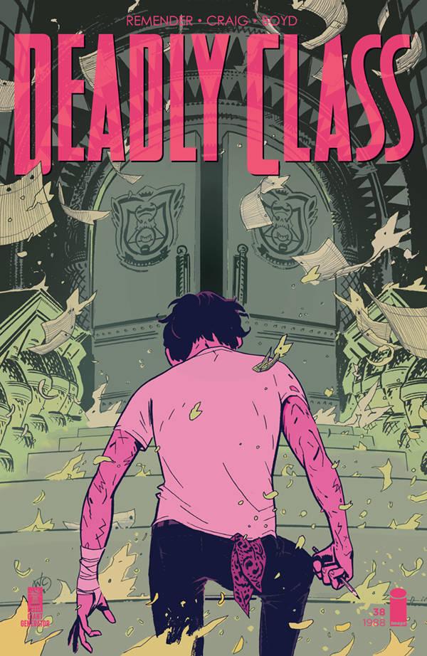 Deadly Class #38 CVR A Craig