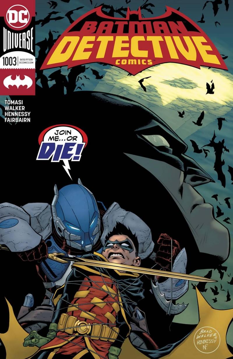 Detective Comics #1003 CVR A